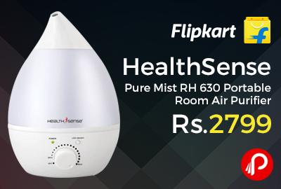 HealthSense Pure Mist RH 630 Portable Room Air Purifier