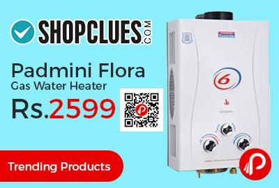 Padmini Flora Gas Water Heater