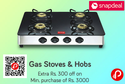 Gas Stove and Hobs