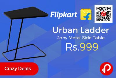 Urban Ladder Jony Metal Side Table