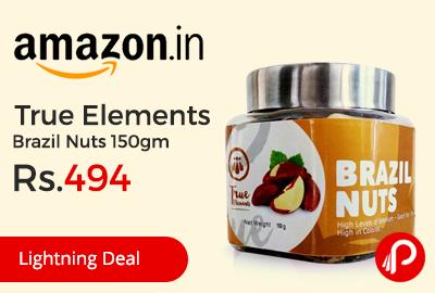 True Elements Brazil Nuts 150gm