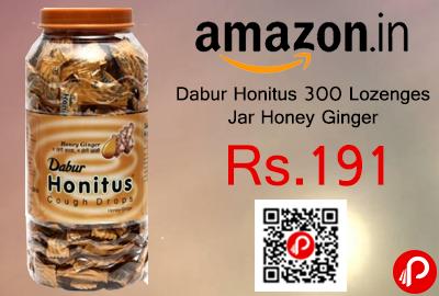Dabur Honitus 300 Lozenges Jar