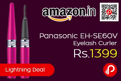 Panasonic EH-SE60V Eyelash Curler