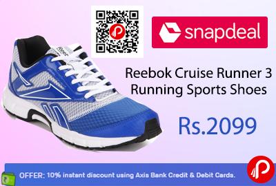 Reebok Cruise Runner 3 Running Sports Shoes