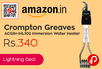 Crompton Greaves ACGIH-IHL102 Immersion Water Heater