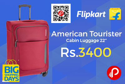 American Tourister SPIKE Cabin Luggage
