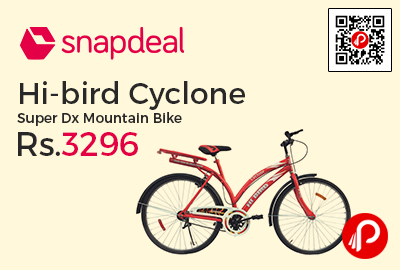 Hi-bird Cyclone Super Dx Mountain Bike