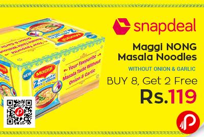 Maggi NONG Masala Noodles