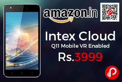 Intex Cloud Q11 Mobile