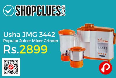 Usha JMG 3442 Popular Juicer Mixer Grinder