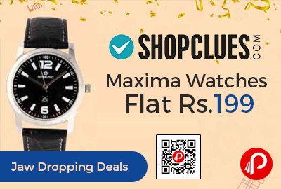 Maxima Watches
