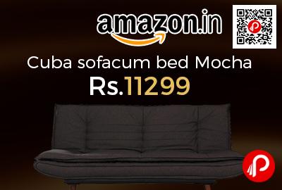 Cuba sofacum bed Mocha
