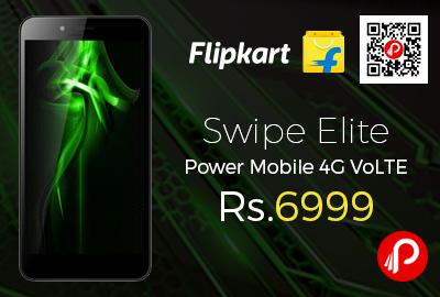 Swipe Elite Power Mobile