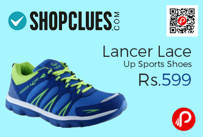 Lancer Lace Up Sports Shoes