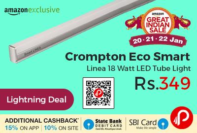 Crompton Eco Smart Linea 18 Watt LED Tube Light