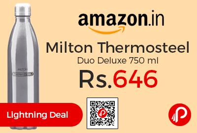 Milton Thermosteel Duo Deluxe 750 ml
