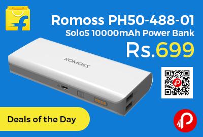 Romoss PH50-488-01 Solo5 10000mAh Power Bank