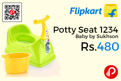 Potty Seat 1234 Baby by Sukhson