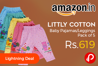 Littly Cotton Baby Pajamas/Leggings