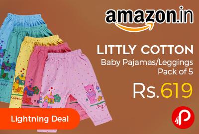 Littly Cotton Baby Pajamas/Leggings