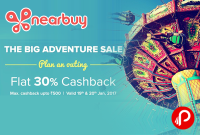 The Big Adventure Sale