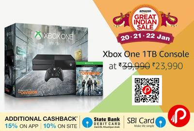 Xbox One 1 TB Console