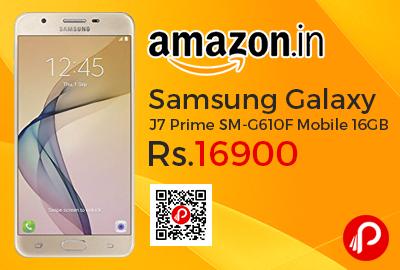 Samsung Galaxy J7 Prime SM-G610F Mobile