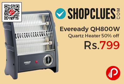 Eveready QH800W Quartz Heater