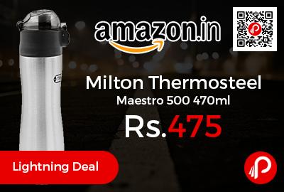 Milton Thermosteel Maestro 500 470ml