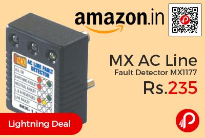 MX AC Line Fault Detector MX1177