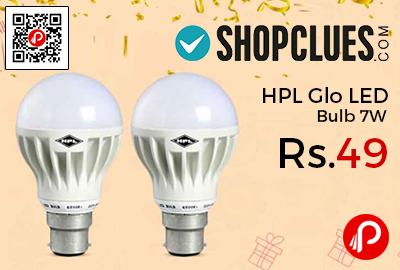 HPL Glo LED Bulb 7W