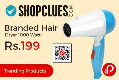 Branded Hair Dryer 1000 Watt