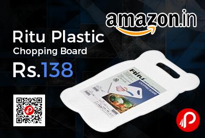 Ritu Plastic Chopping Board