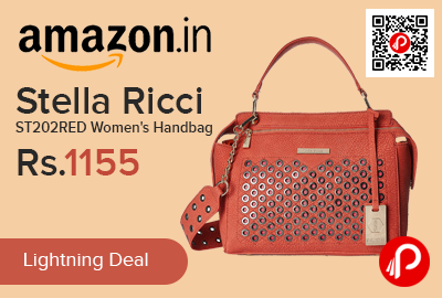 Stella Ricci ST202RED Women's Handbag