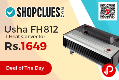 Usha FH812 T Heat Convector