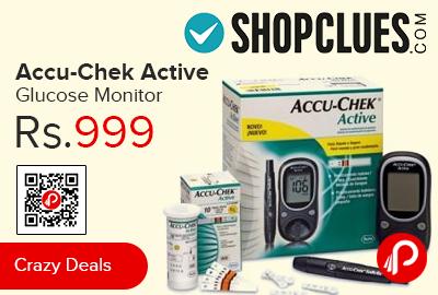 Accu-Chek Active Glucose Monitor