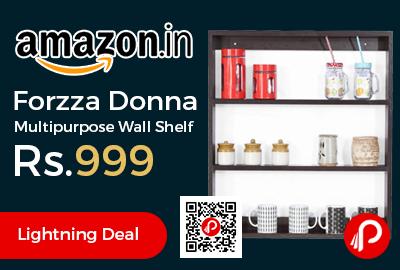 Forzza Donna Multipurpose Wall Shelf