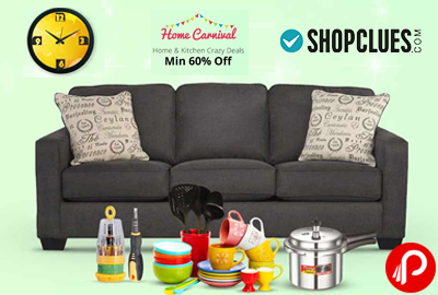 Home Carnival Sale Home and Kitchen Crazy Deals