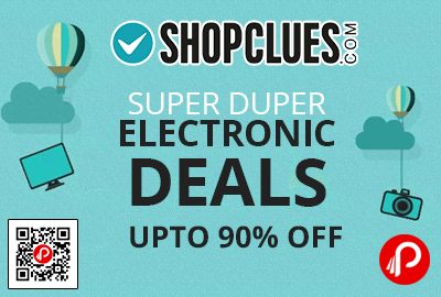 Super Duper Electronic Deals