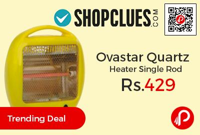 Ovastar Quartz Heater Single Rod
