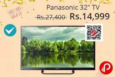"Panasonic TH-32D200DX 32"" HD Ready LED Television"