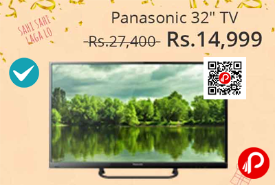 "Panasonic TH-32D200DX 32"" HD Ready LED Television"