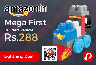 Mega First Builders Vehicle