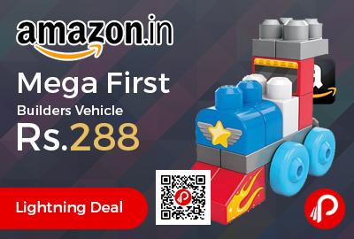 Mega First Builders Vehicle