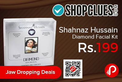 Shahnaz Hussain Diamond Facial Kit