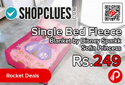 Single Bed Fleece Blanket Lowest Price Best Online Shopping Deals
