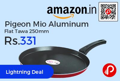 Pigeon Mio Aluminum Flat Tawa 250mm