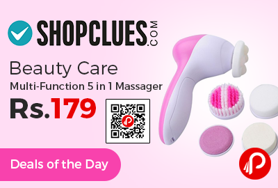 Beauty Care Multi-Function 5 in 1 Massager