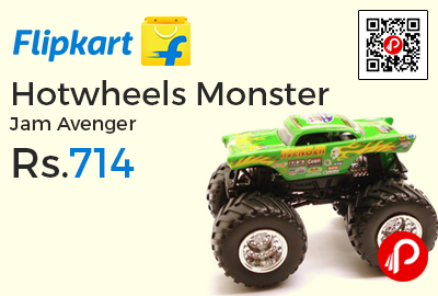 Hotwheels Monster Jam Avenger