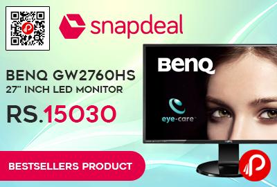 "BenQ GW2760HS 27"" inch LED Monitor"